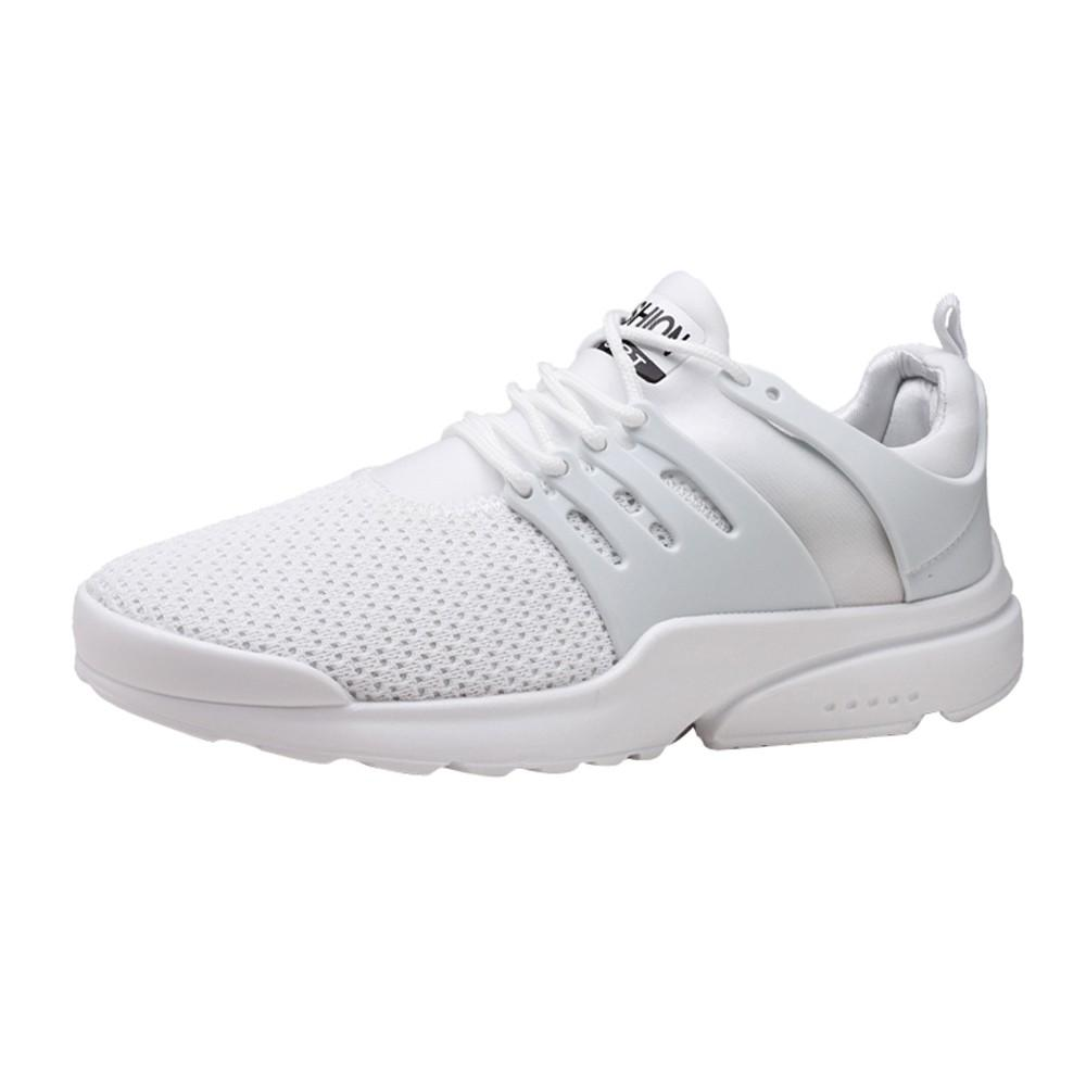 SAGACE 2020 hommes d'été Chaussures Mode printemps en plein air Chaussures Hommes Casual Vêtements pour hommes Chaussures Confortables Chaussures Mesh pour les hommes Taille 39-46