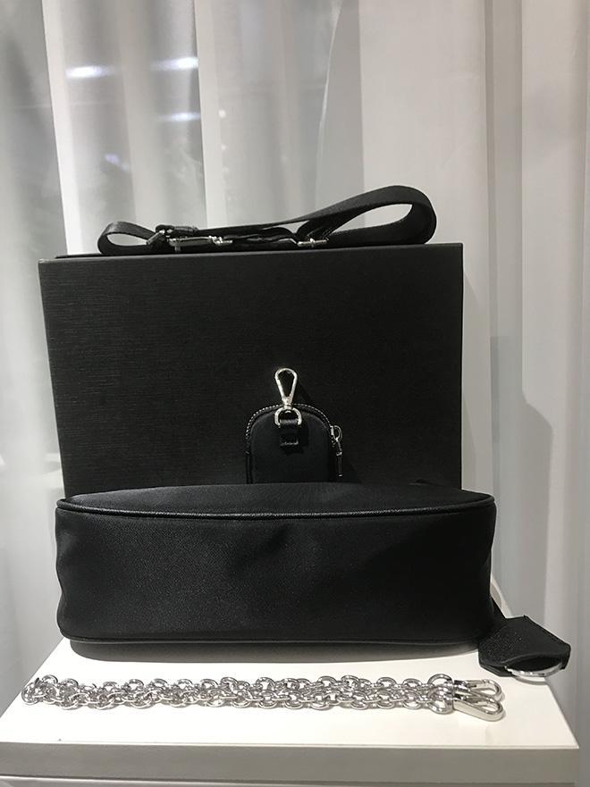 Moda Lüks Çanta Omuz Naylon Çanta: Koltukaltı Çanta, Tasarımcı Kadın Tramp 2021 Çanta Axnss