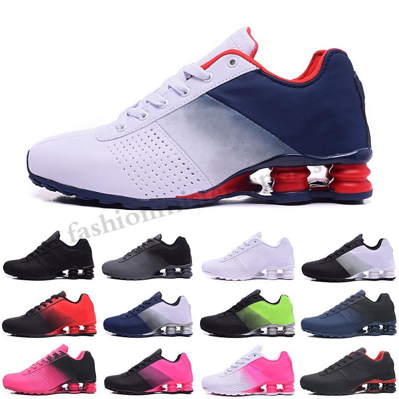 Nike Air Max Shox 809 Vente Hot Designer Livrer 625 hommes Chaussures de course en gros LIVRER OZ NZ Hommes Chaussures de sport Chaussures de sport Athletic TF03