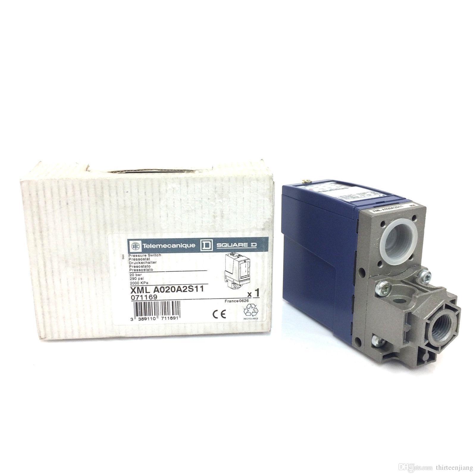 1 PC Original Schneider Telemecanique XMLA020A2S11 Nautilus Pressure Sensor New In Box Free Expedited Shipping