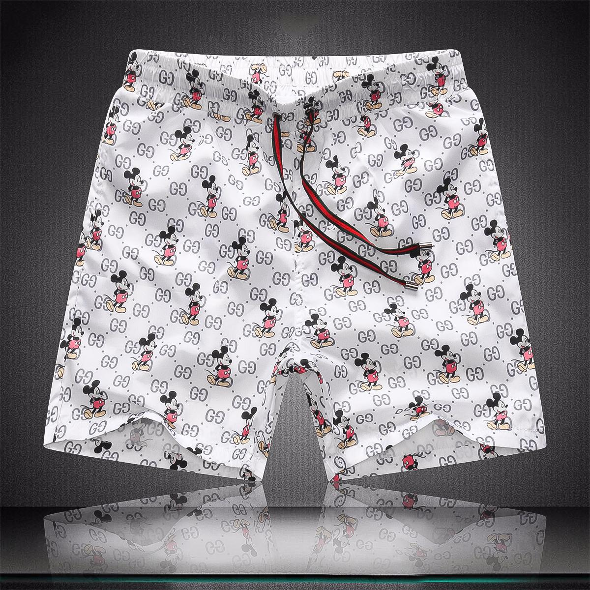 30qSummer пляжных брюк роскоши Mens дизайнер Swimwear Beach Surf шорты Горячие нейлон пляж брюки люди сушка шорты Swim Совет Быстрого Повседневные шорты