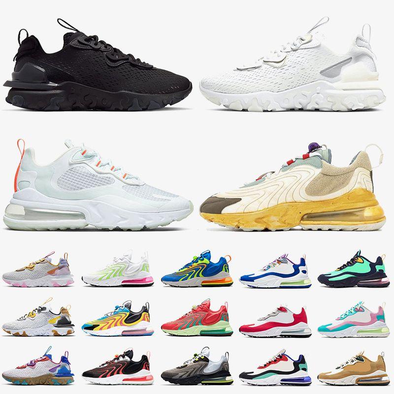nike air max 270 react eng Travis scott Cactus Trails 2020 Top Fashion Watermelon Vibes Chaussures de course hommes femmes Stock x Neon Designer Sneakers Sneakers