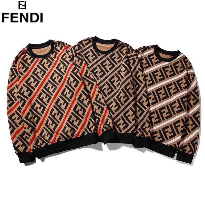 fends mens designer hoodies the new printing high quality sweatshirts leisure luxury man women comfortable brand hoodied sweat america M-XXL