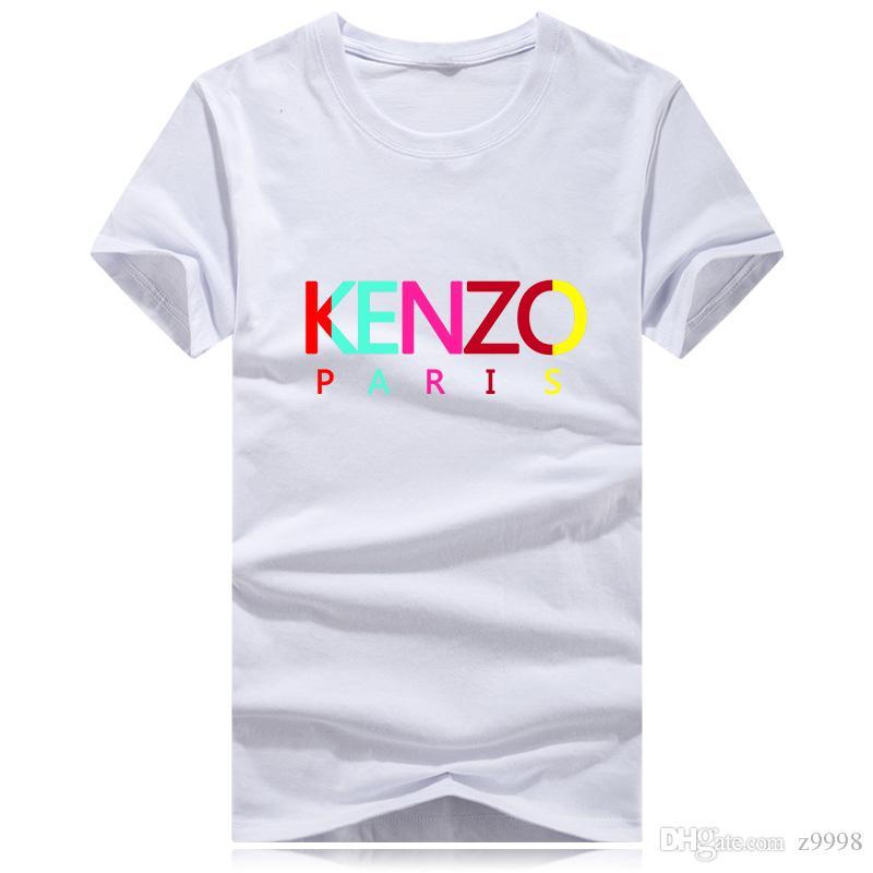 Мужчины марка одежды лето твердые футболка мужской повседневная футболка мода мужская с коротким рукавом футболка плюс размер 5XL Бесплатная доставка
