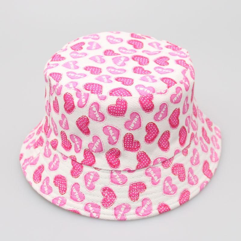 Sommer-Baby-Sonnenhut Kinder im Freien Anti UV-Schutz Strand-Kappen-Kind-Jungen-Mädchen-Schwimmen Fischers Hut für 2-6 Jahre