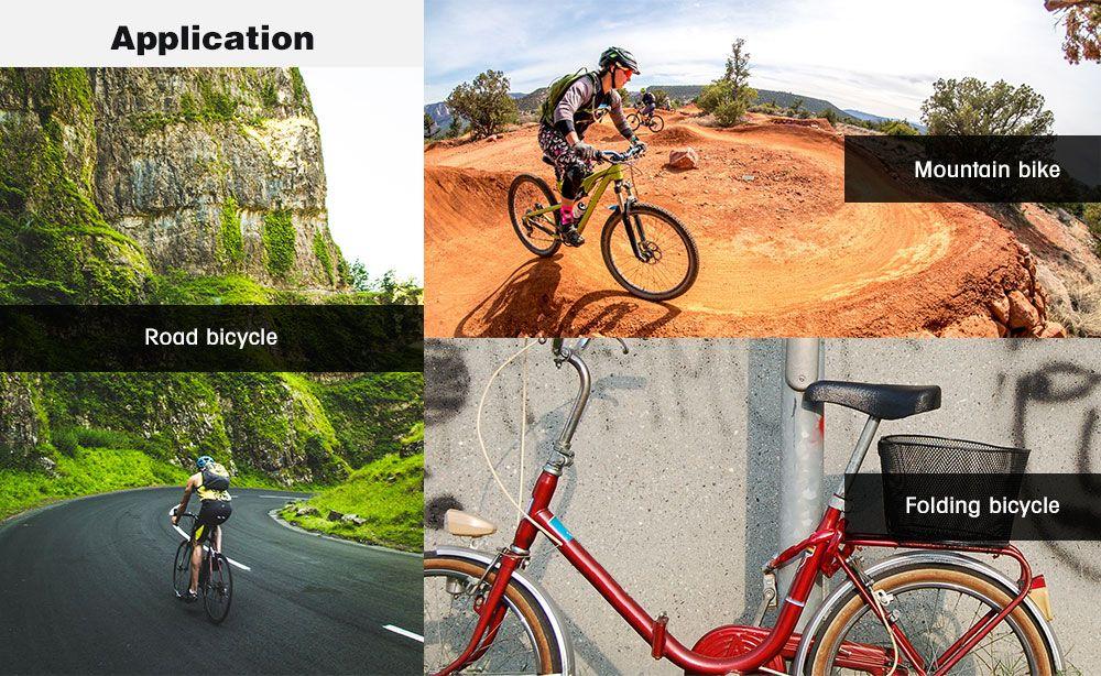 Shanmashi MG 5051 2PCS ركوب الدراجات الدراجة الدواسات شقة دراجات الدواسات سباق المضادة للانزلاق خفيفة الوزن سبائك المغنيسيوم MTB الطريق دراجة الدواسات