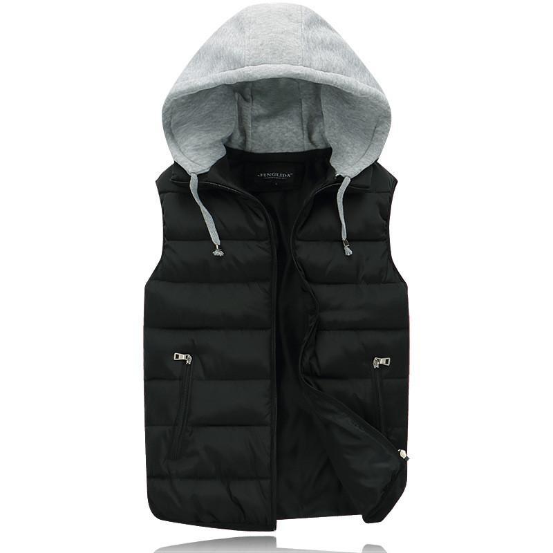 Erkek ceketler Kış Grey Hat Tasarım Benzersiz Erkek ceketler 2019 Yeni gelen Mens lüks Günlük Moda Kadın Kapüşonlular Hip Hop Windbreak
