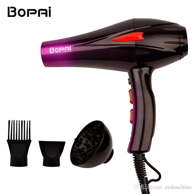 CKV-17 free shipping Travel Household Hair Dryer Professional 4000W Hairstyling Tools 220-240V Hairdryer Blow Dryer Hot and Cold EU Plug Hai