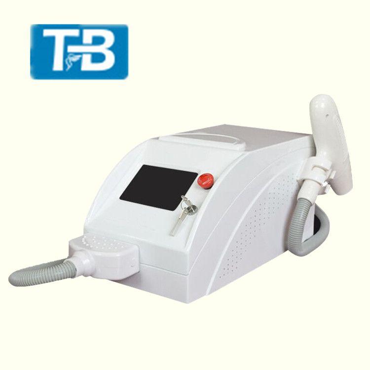 La macchina di rimozione del tatuaggio del laser del ND di vendita calda di 2000 mj individua accuratamente il tessuto dell'obiettivo per uso della STAZIONE TERMALE