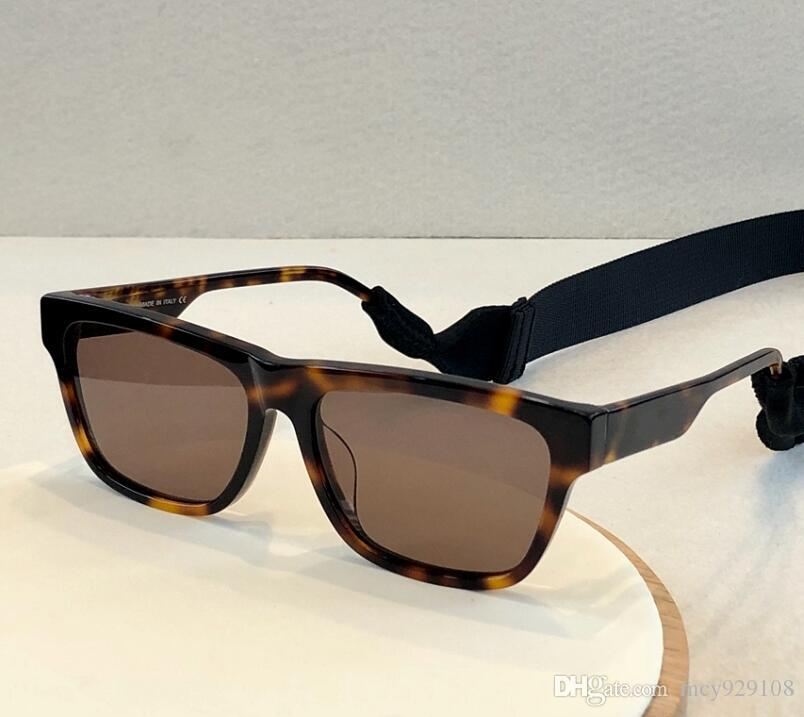 Los nuevos hombres de la moda 4293 gafas de sol de las gafas de sol para hombre simples mujeres populares gafas de sol al aire libre de la protección de verano UV400 gafas al por mayor con el caso