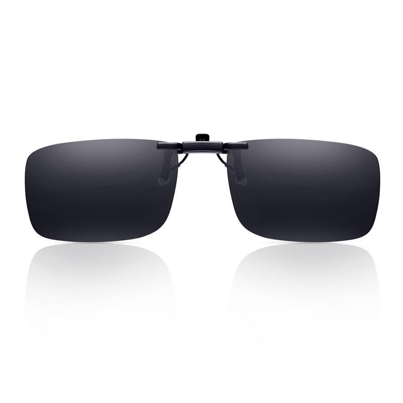 Оригинал Xiaomi Youpin Turok Стейнхардт TS клип Солнцезащитные очки поляризованного Clear Sight ВС стекло Анти UVA UVB Myopias Открытого Путешествие Рыбалка C6