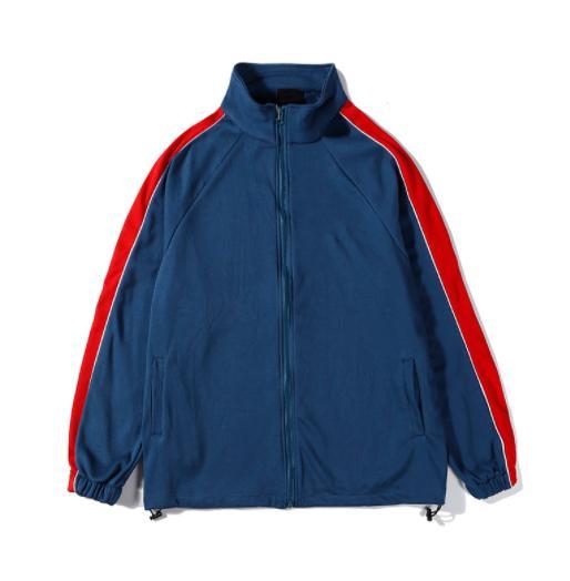 Oturum | Top Kalite Erkek Aktif ceketler Marka Yıldız Nakış Ceketler İçin Erkekler Kadınlar Tasarım Sonbahar Kış Moda Palto LJZ 2020605V Womens