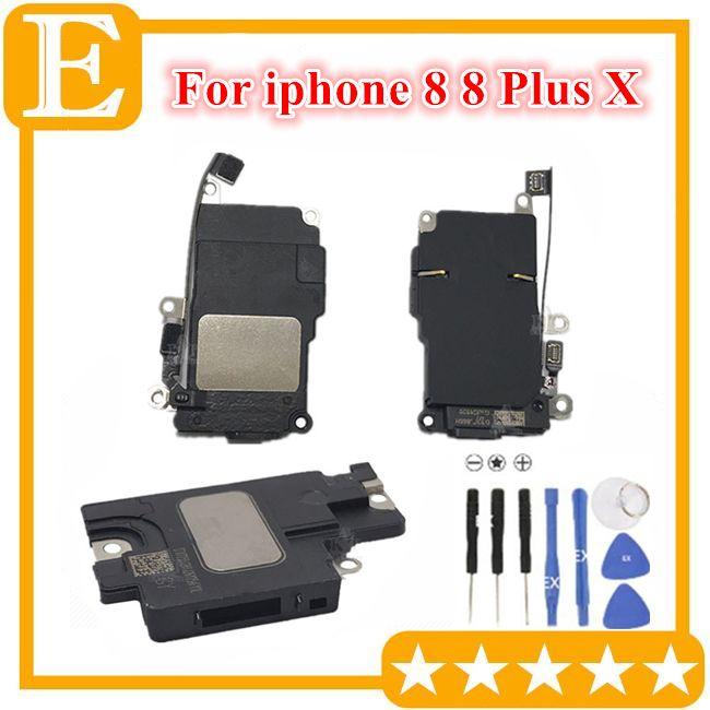 Qualitäts-Lautsprecher-Summer-Ton-Klingelton-Ton-Ersatzteile für iPhone 8G 8Plus X Lautsprecher-Lautsprecher Freies Verschiffen