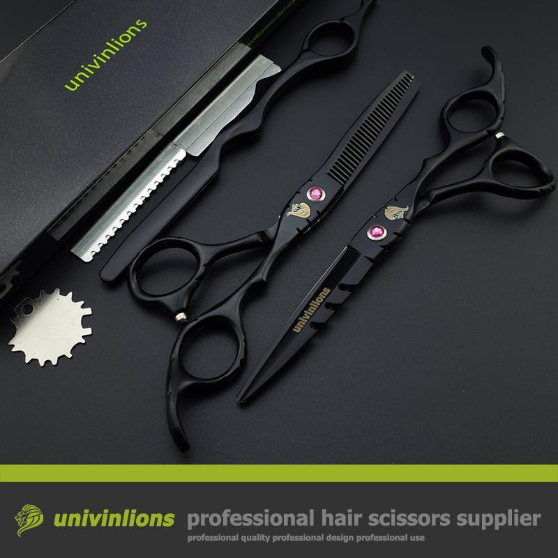 """6"""" japon kuaförlük makas Saçın sissors profesyonel saç kesme makası berber inceltme makası kuaför kuaför CY200521"""