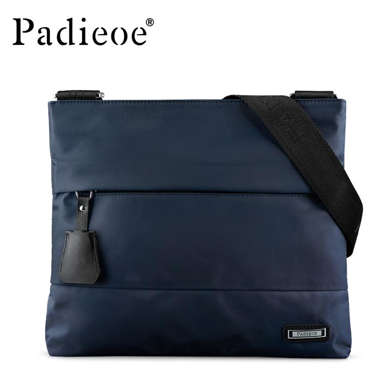 Luxury designer Men Messenger Blue Bags High Quality Canvas Waterproof Male Shoulder Casual Crossbody Bags Man Handbags tote vintage Best
