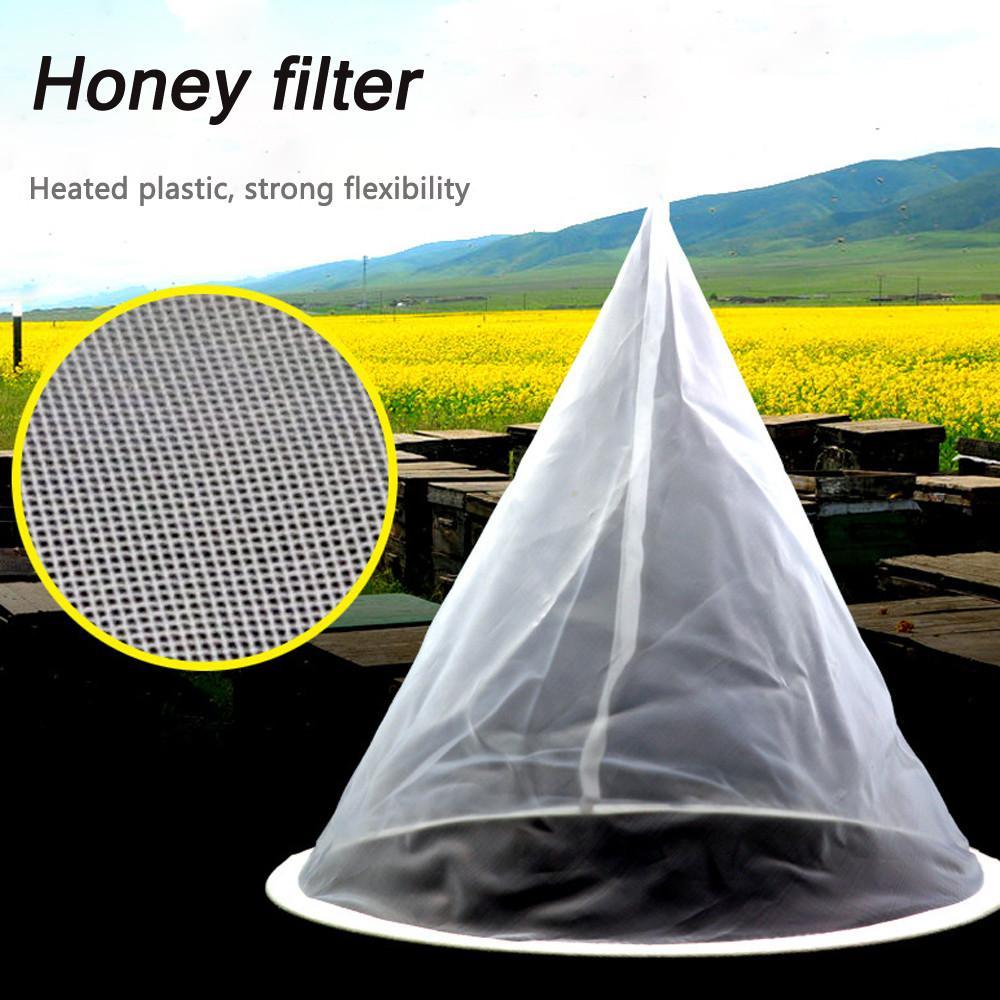 Пчеловодство Мед Сетчатого фильтра Чистого Мед Сито HoneyTools Honey Bucket Пчеловодство Инструменты очиститель Пасека Оборудование # 20