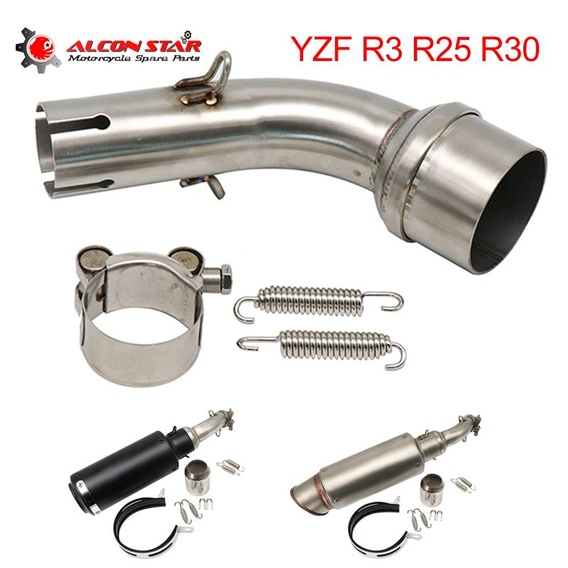 Exhaust Tail Pipe Stainless Steel 2 Inch 50.8 mm