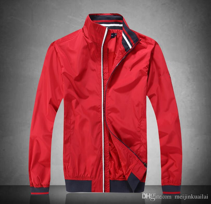 2020 mens designer jackets men casual jacket spring autumn jacket mens youth baseball uniform mens tide Korean version handsome sports shirt
