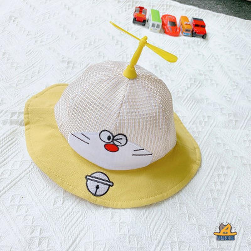 I personaggi del cappello del fumetto per il capretto del cappello di golf Sun Bright Citrus Cappello Da Pescatore Per Bambini dei cartoni animati con i capelli rosa Fishinghats Per Ragazzi