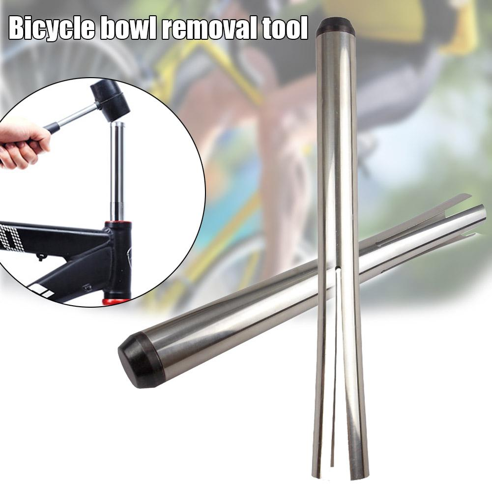 Bike H-eadset Remover H-eadset Cup Removal Tool Bike Bowl Disassembly Tool O