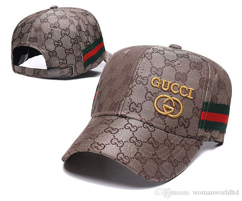 Le plus récent chapeaux de balle pour les femmes et les hommes Marque Snapback Casquette de baseball chapeau sport Styliste Casquettes hip hop Top qualité