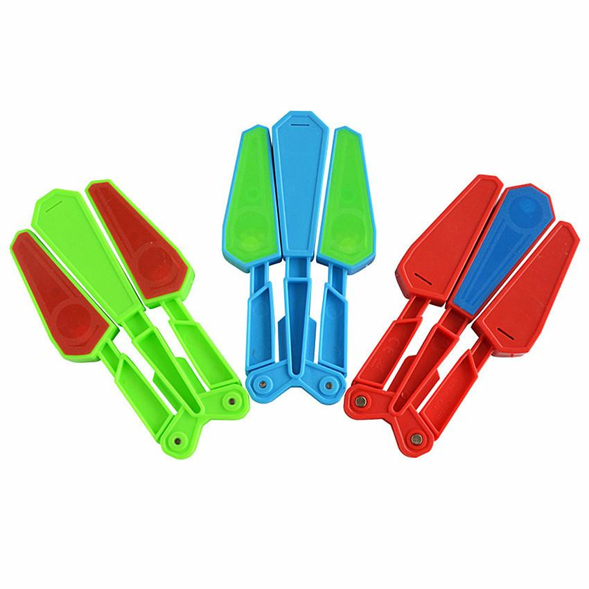 Melhoria! Virar Finz Stress Relief Brinquedos dedo melhorar a formação de mão Foco Anti-stress mágicos Gadgets Brinquedos para o presente do partido do miúdo