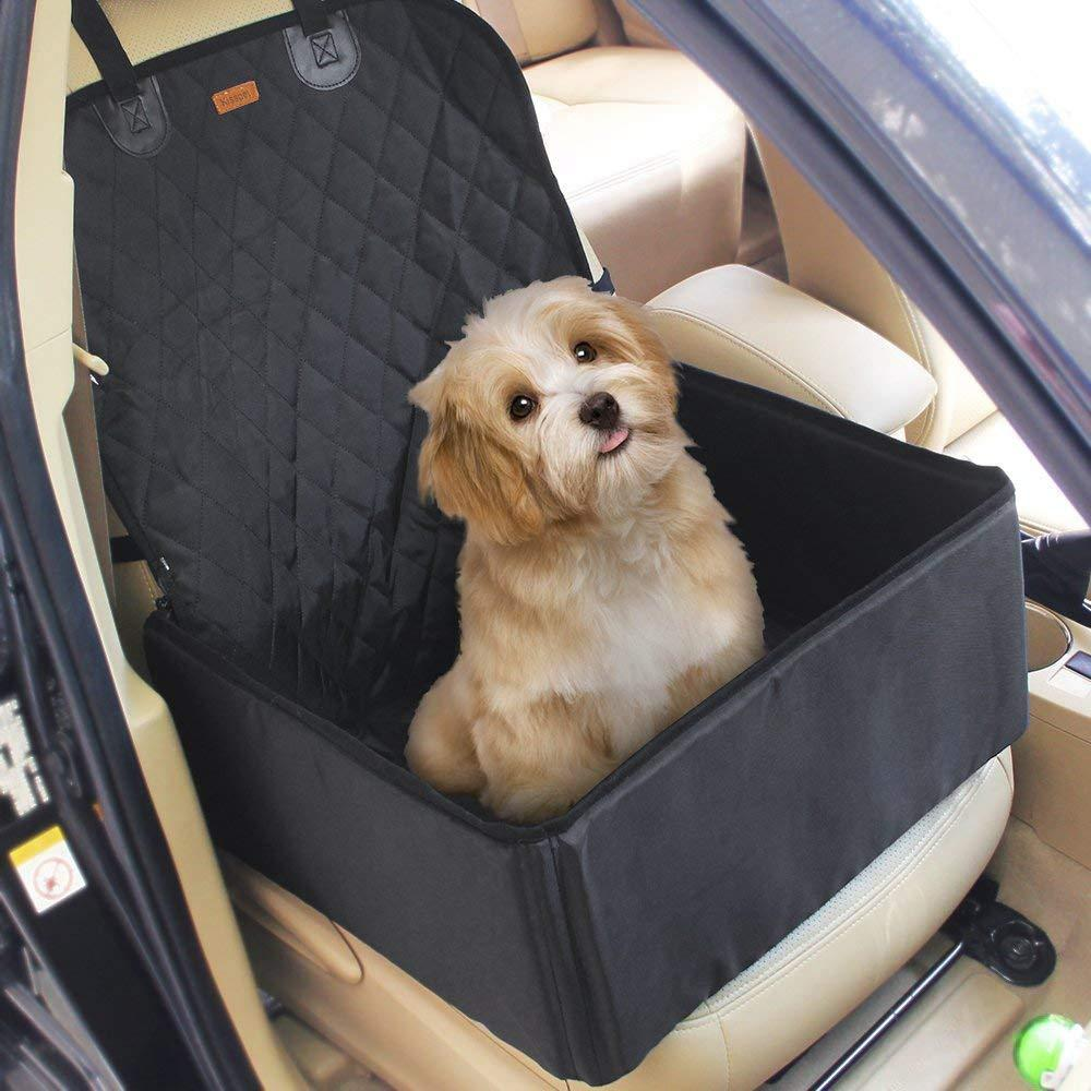 Dog Car Waterproof Single Front Seat