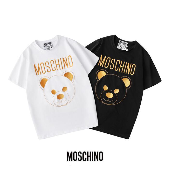 Yüksek kaliteli yeni moda tişört geometrik harfli baskı tişört pamuk kadın ve erkek gömlek yuvarlak boyun unisex gündelik tişört kısa kollu q4