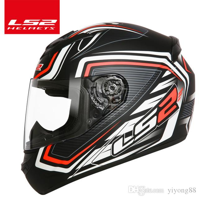 original LS2 FF352 full face motorcycle helmet Urban motorbike racing Helmets scooter helmet casco moto capacete casque