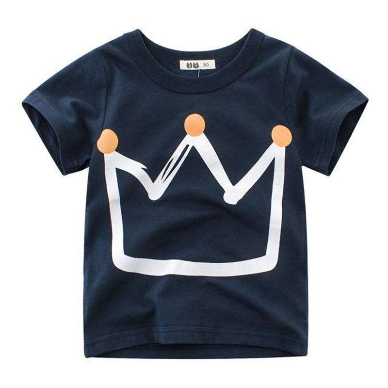 Kids Designer Clothes Boy Children T shirt Baby Boy Girl Clothes For Summer Infant Clothing Toddler Kid Big Boys Clothes