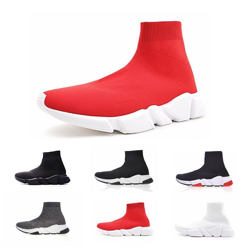 2019 New Paris Speed Runner Knit Sock
