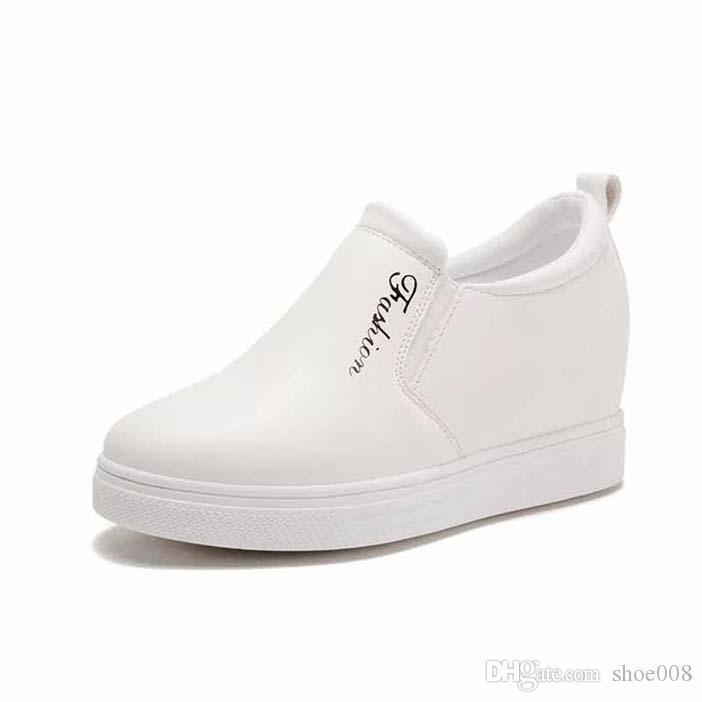 Mulheres sapatos plataforma mens formadores Tríplic Alpercatas Triplo Limpar Sole Branco Preto Trainers com P12 caixa shoe008