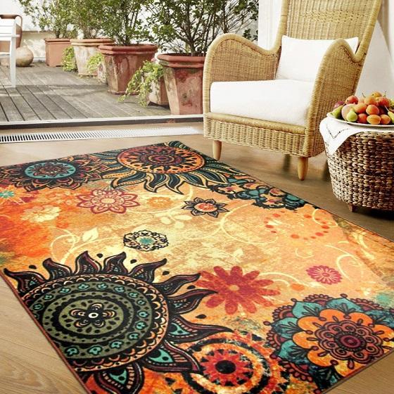 Tappetino yoga jacquard divano sedia tappetini zerbini tappeti e tappeti tappetini antiscivolo porta d'ingresso per soggiorno tappeti per camera da letto