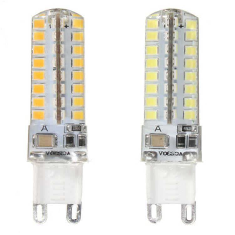 G4 G9 LED 1.5 W 3W 4W 5W 7W 2835 Smd Corn Light Plet AC12V DC12V AC110V\220V LED Lamp Chandelier Replace Halogen