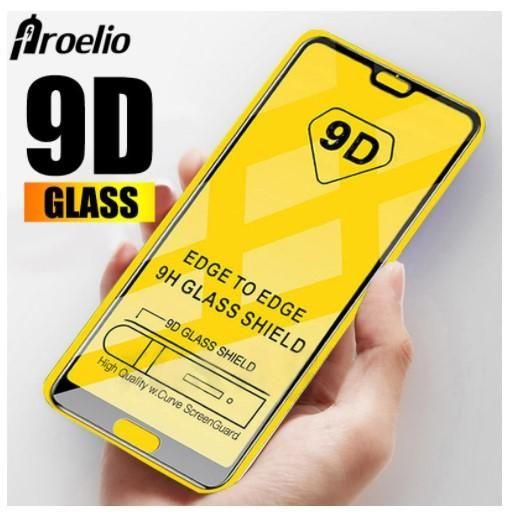 9D полное покрытие из закаленного стекла для Huawei P30 Lite P20 Pro Glass Mate 20 Nova 3 Screen Protector для Honor 10 Lite Glass