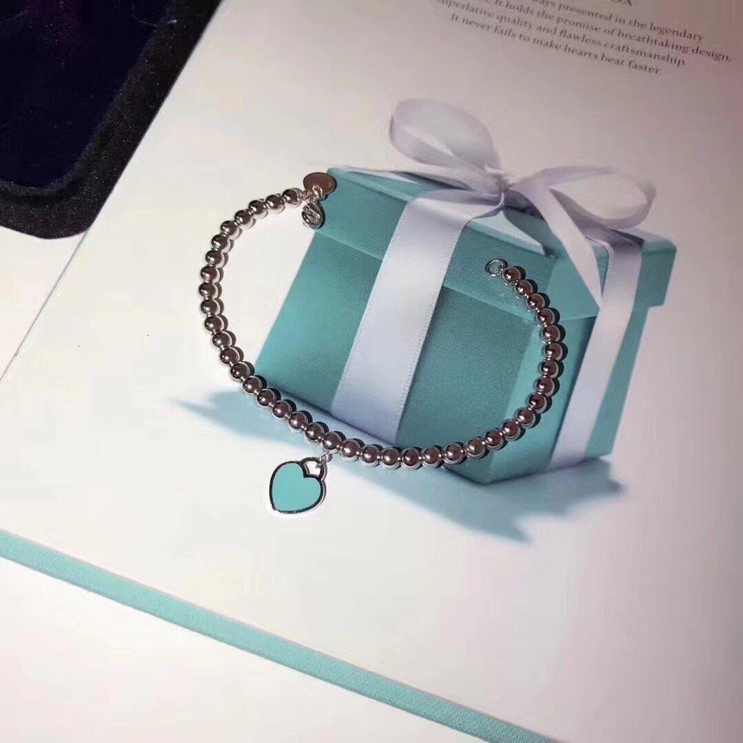 браслет 2020 высокое качество мода ювелирные изделия с дамы вечернее платье лучшие ювелирные изделия Шарм великолепный браслет-цепочка 7LAAO8PA