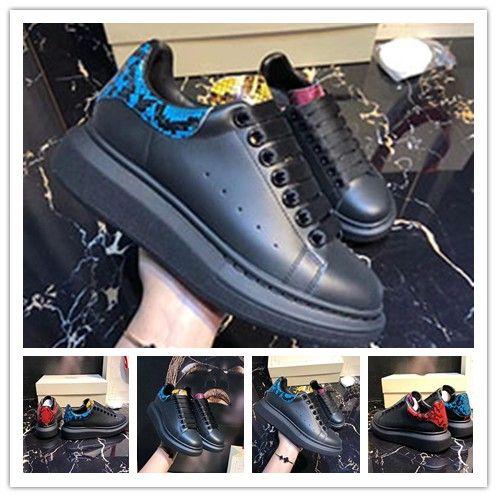 2020 moda de alta qualidade designer de sapatilhas casuais para homens mulheres luxo crescentes sapatos grande 1a91