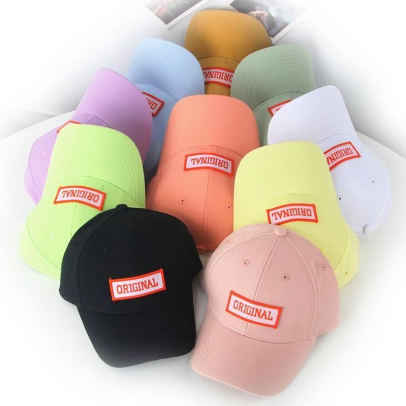 Männer Baseballmütze Cotton Basketball Caps Napback Male Glof Brief Caps Hüte für Männer Hut Frauen Cap Outdoor Sports