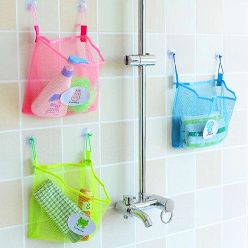 Bathroom Soap Storage Shower Rack Organiser Basket Suction Cup Tidy Shelf UK