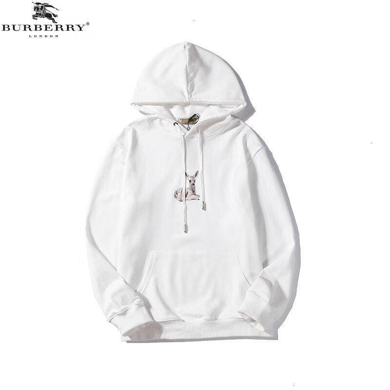 2019 en kaliteli pamuk kazak mens kazak hoodies erkek üstleri ücretsiz nakliye triko mens 191128-8612 * 2747