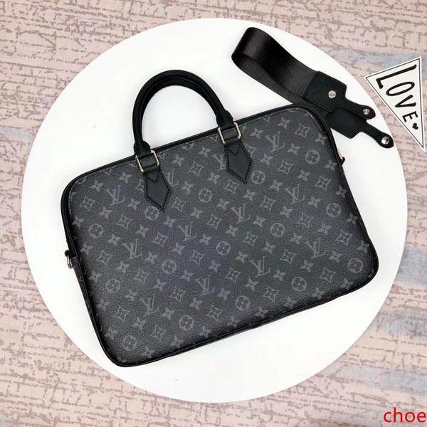 # 9648 5A L Марка V DANDY SLIM портфель сумки Мужские сумки Портфели Crossbody сумка Top Ручки сумки на ремне Тотализаторов Cross Body Bag 63298