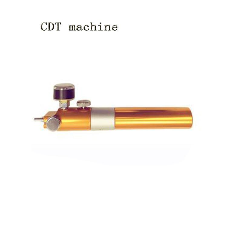 Top qualité enlèvement foncé cercle CDT injections de dioxyde de carbone machine d'extraction de co2 carboxythera C2P machine de thérapie carboxy