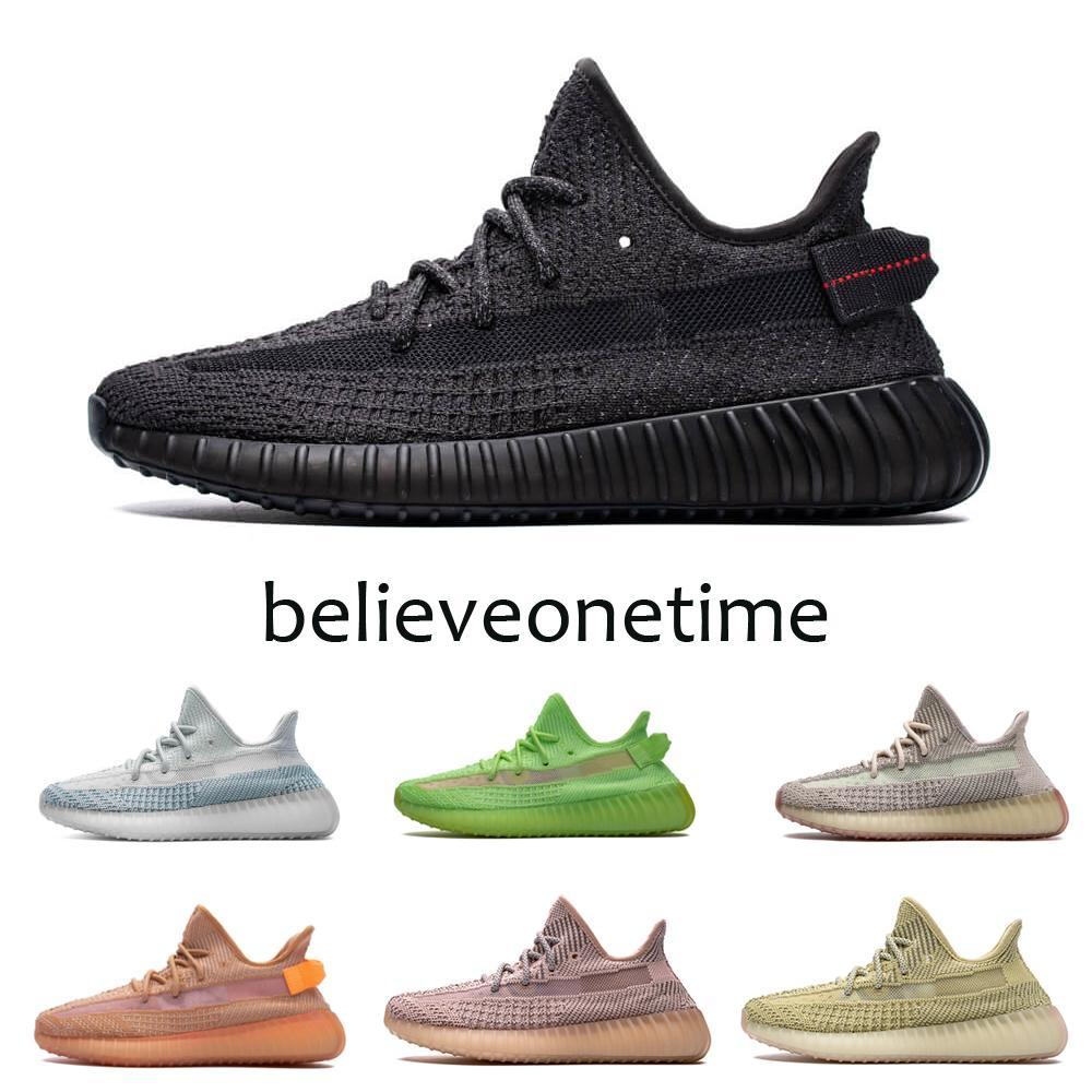 scarpe yeezy black