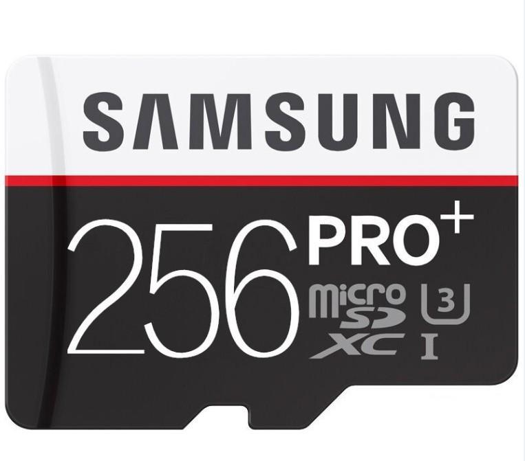 8G / 16GB / 32GB / 64GB / 128GB / 256GB سامسونج PRO + بطاقة مايكرو التنمية المستدامة CLASS10 / البطاقة الذكية الهاتف TF C10 / كاميرا بطاقة الذاكرة / بطاقة SDXC 90MB / S
