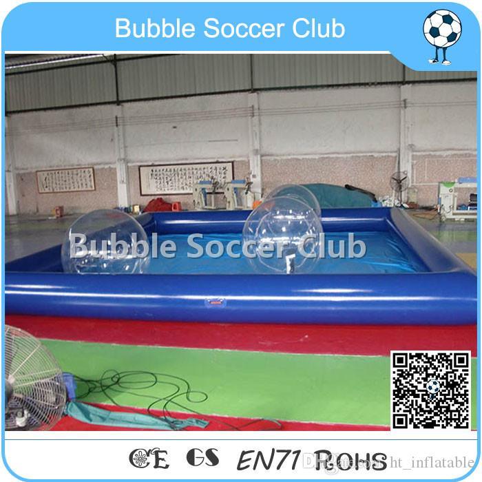 شحن مجاني قابل للنفخ بركة سباحة للبيع مجمعات زورب كرة الماء الكرة (1 تجمع +3 كرات)