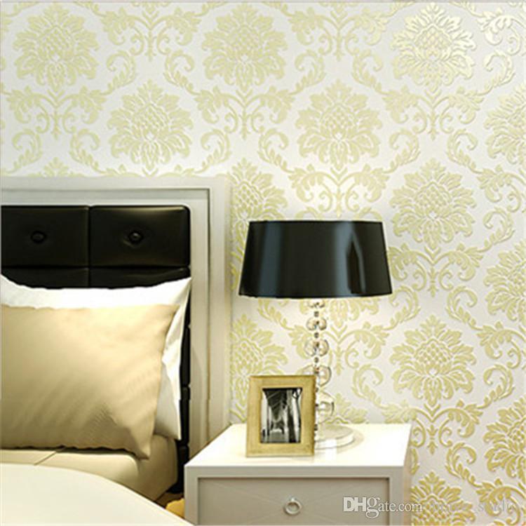 Luxury 3D tv background wallpaper wholesale wallpaper manufacturers usa elegant wallpaper 3d living room wall paper home decoration