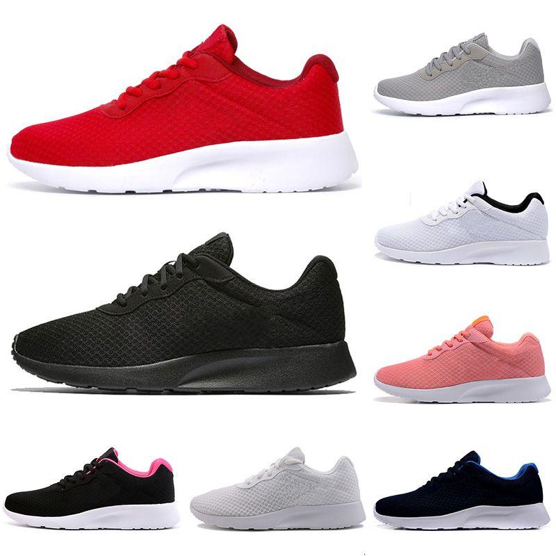 2019 tanjun Londra 3,0 siyah Olimpiyat erkekler kadınlara beyaz Kırmızı Gri Sneakers Erkekler Kadınlar Koşu eğitmen spor ayakkabısı 36-44 için Ayakkabı Koşu