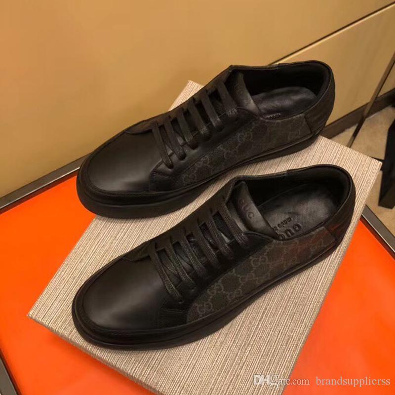 scarpe casual da uomo di lusso stivali da uomo scarpe sportive all'aperto moda di alta qualità stampati scarpe sportive casuali size38-45