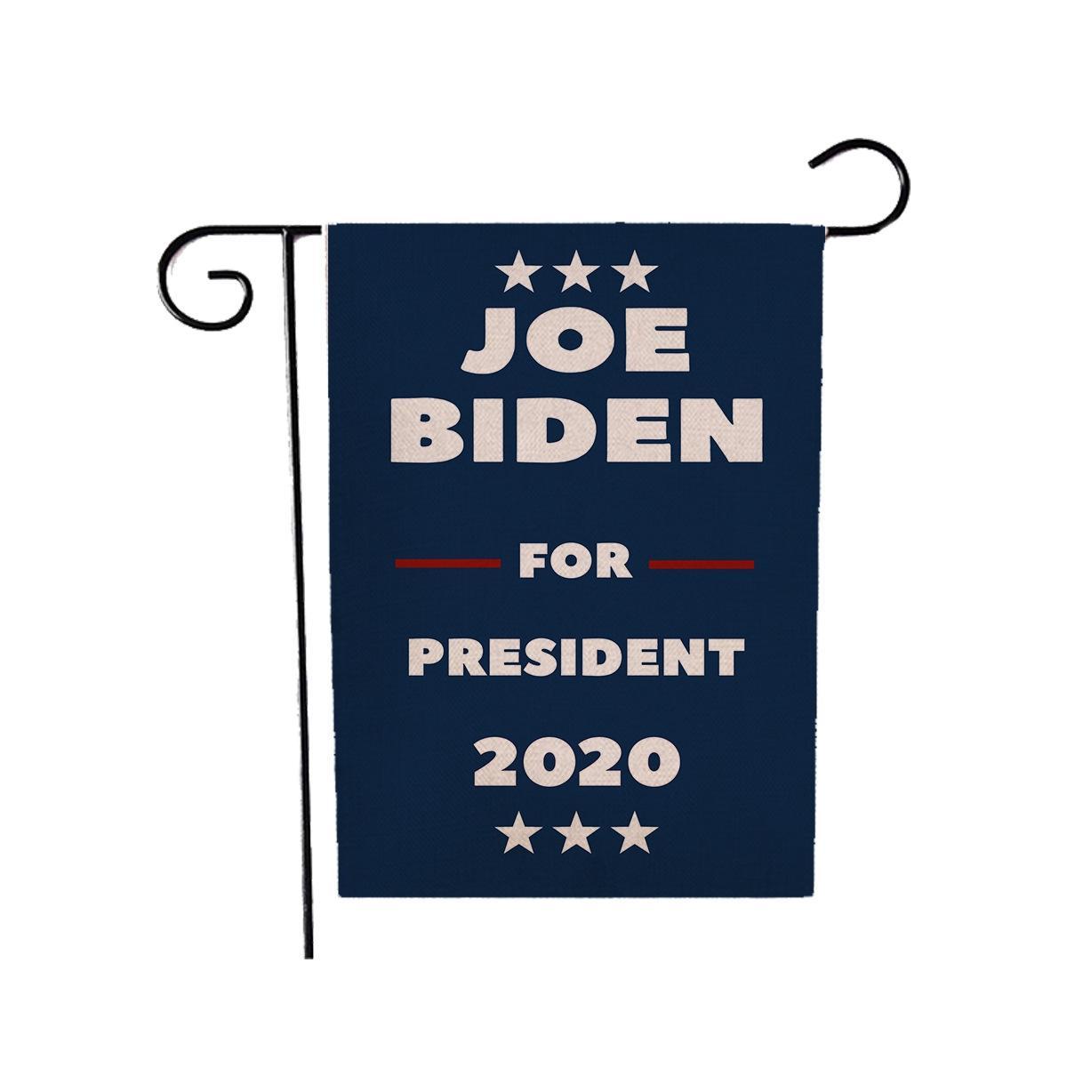 Biden, 2020 Bayraklar Ev Dekorasyon 12 Styles için # 162 Amerika Büyük Başkan Seçim Kampanyası Banner 45 * 30cm Biden Yenilik Asma Flags tutun
