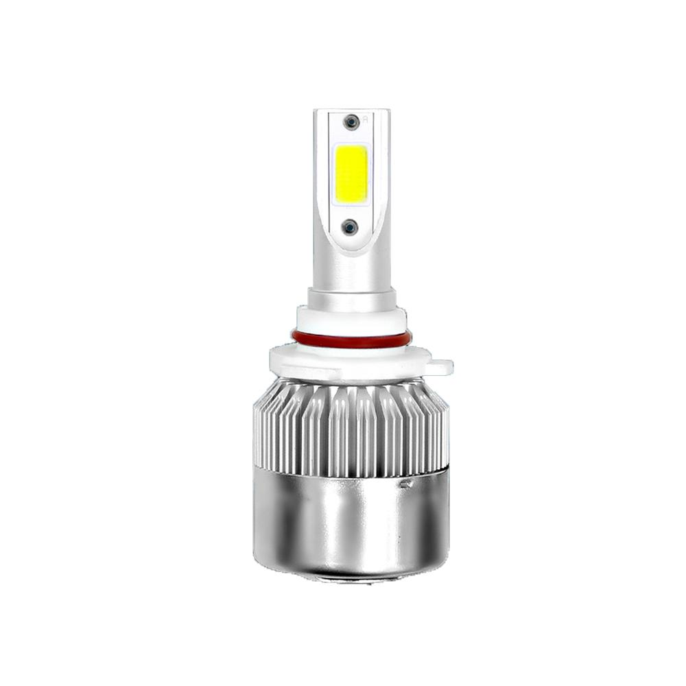 LOONFUNG LF143 Car Headlight Bulbs C6 H4 LED H7 H8 H11 H13 H1 H3 H27 880 9007 9006 9005 9004 HB2 HB3 HB4 LED Headlamp Kit Auto Lamp 12V